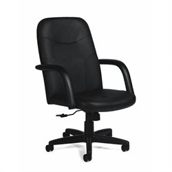 Leather Managers Office Chair