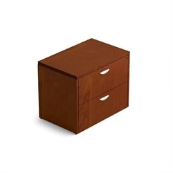 2-Drawer Lateral File with Lock in ffee