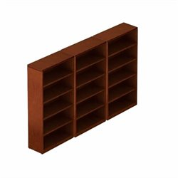 5 Shelf Bookcase in Toffee