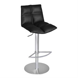 Armen Living Roma Bar Stool in Black