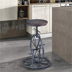Harlem Adjustable Bar Stool