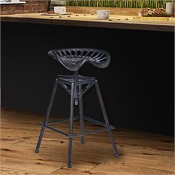 Osbourne Adjustable Bar Stool