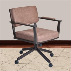 Cairo Director Tilt Caster Swivel Arm Chair