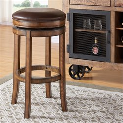 MBS-404 Stool in Chestnut and Kahlua