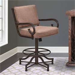 San Diego Stool in Auburn Bay and Brown