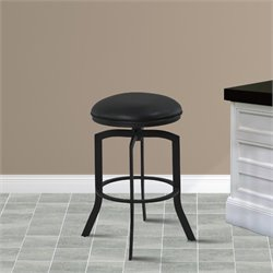 Studio Stool in Ford Black and Black