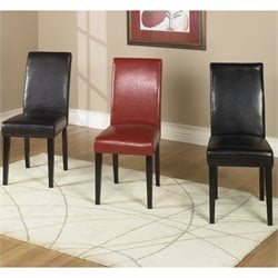 Armen Living Casual Dining Chair (Set of 2)