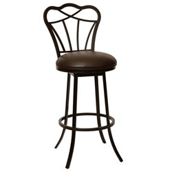 Galvin Transitional Bar Stool