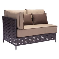 Pinery Outdoor Sectional Loveseat