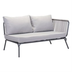 Pier Outdoor Sectional Loveseat