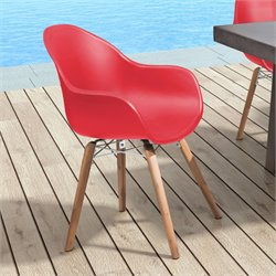 Tidal Patio Dining Chair (Set of 4)