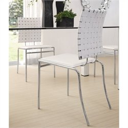 Zuo Criss Cross Dining Chair