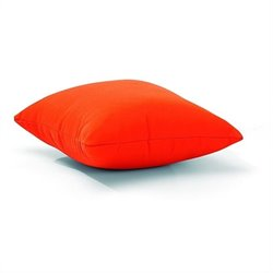 Zuo Laguna Outdoor Pillow in Orange