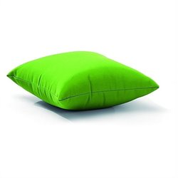 Zuo Laguna Outdoor Pillow in Green