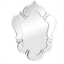 Zuo Vishnu Mirror in Clear
