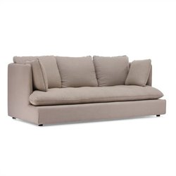 Zuo Pacific Heights Sofa in Beige