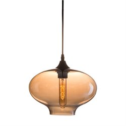 Zuo Borax Ceiling Lamp in Tea