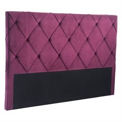 Zuo Matias Headboard in Wine
