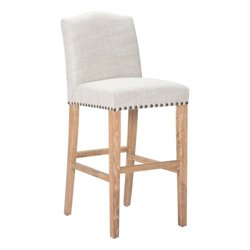 Zuo Pasadena Bar Stool