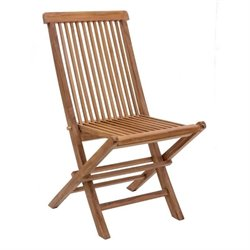 Zuo Regatta Outdoor Folding Chair