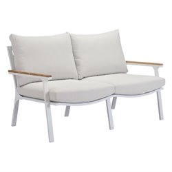 Zuo Maya Beach Outdoor Sofa