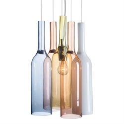 Zuo Wishes Glass Ceiling Lamp