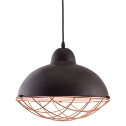 Zuo Kong Ceiling Lamp in Black
