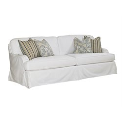 Lexington Coventry Hills Stowe Slipcover Sofa in White