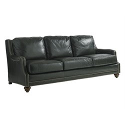Lexington Coventry Hills Alcot Leather Sofa in Oakhurst