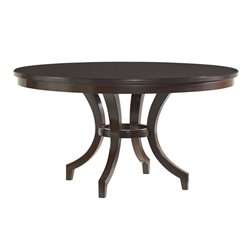 Lexington Kensington Place Beverly Glen Dining Table in Oxford Brown