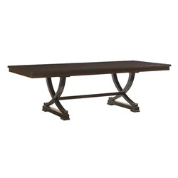 Lexington Kensington Place Westwood Extendable Dining Table in Brown