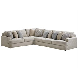 Halandale Sectional in Slate