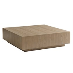 Lexington Shadow Play Tatum Coffee Table in Gray Elm