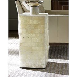 Lexington MacArthur Park Marisol Square End Table in Stone