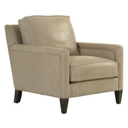 Lexington MacArthur Park Foxboro Upholstered Leather Accent Chair