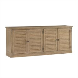 Lexington Monterey Sands Palo Alto Louvered Door Sideboard