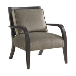 Lexington Carrera Apollo Fabric Accent Chair in Greystone