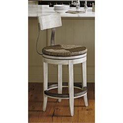 Oyster Bay Merrick Swivel Stool