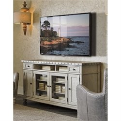 Lexington Oyster Bay Shadow Valley 64'' TV Stand in Oyster