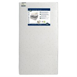 Serta Nightstar Deluxe Crib Mattress in Beige