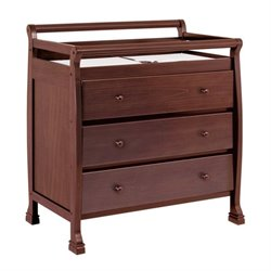 DaVinci Kalani Pine Wood 3-Drawer Changing Table