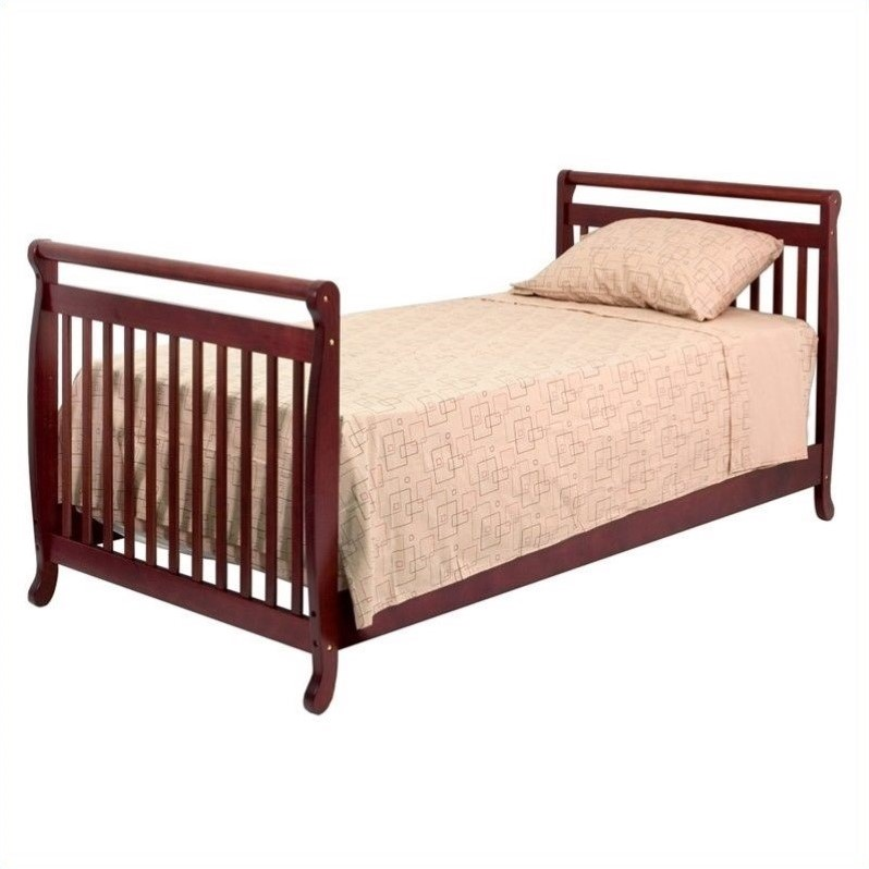 DaVinci Emily Kids Bed in Cherry