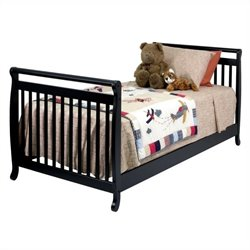 DaVinci Emily Kids Bed in Ebony