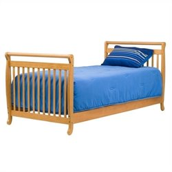 DaVinci Emily Kids Bed in Honey Oak