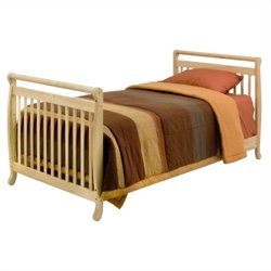 DaVinci Emily Kids Bed in Natural