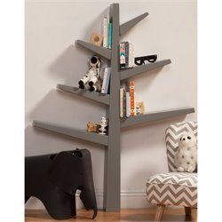 Spruce Tree Bookcase