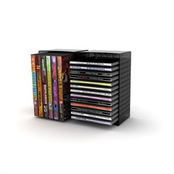 Double Disc Storage Module in Black