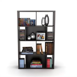 Book / Display Case In Espresso