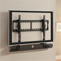 Universal Adjustable Sound Bar Bracket