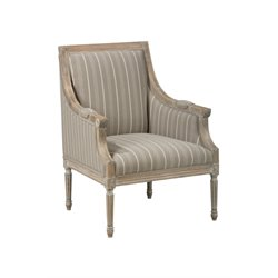 Jofran McKenna Accent Chair in Taupe